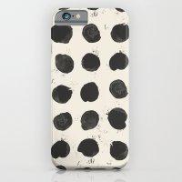 Two / Cream iPhone 6 Slim Case