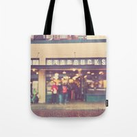 A Star Is Born. Seattle … Tote Bag