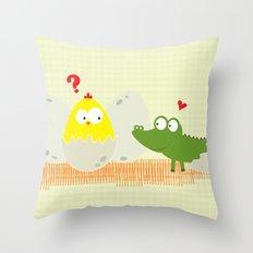 Brother?  Throw Pillow