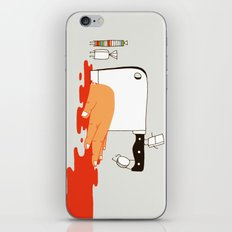 cleaver iPhone & iPod Skin