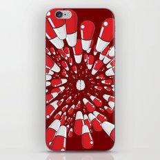 Capsules war iPhone & iPod Skin