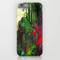 iPhone & iPod Case featuring PRIMA MATERIA by Richard J. Bailey