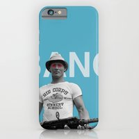 iPhone & iPod Case featuring BANG by Bubblesquat