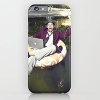 Work Ethics Be Damned iPhone 6 Slim Case