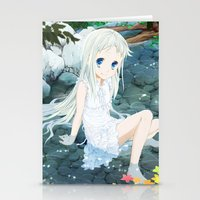 NEW ANIME COLLECTION 6 Stationery Cards