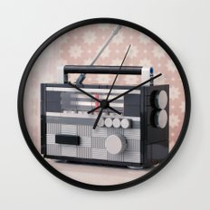 They're Playing My Song Wall Clock