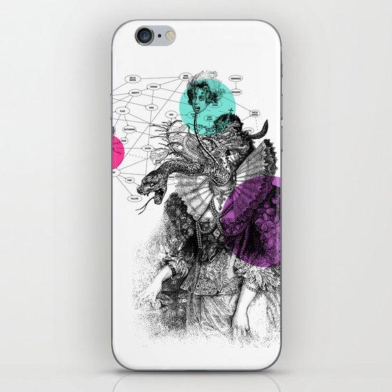 Le rêve de Madame K. iPhone & iPod Skin