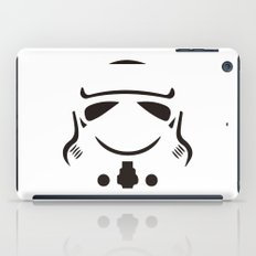 Stormtrooper so serious iPad Case