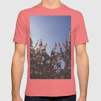 Ever Growing Mens Fitted Tee Pomegranate SMALL
