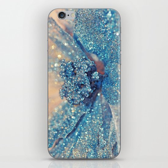 Her Winter... iPhone & iPod Skin