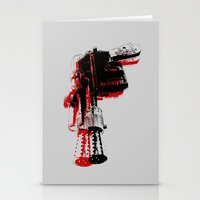 Blaster III Stationery Cards