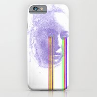 iPhone & iPod Case featuring Lacryma Color 4 by Federico Faggion