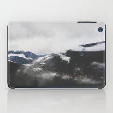 Mt. Rainier National Park iPad Case