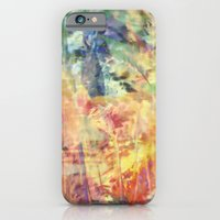iPhone Cases featuring Summer Field by Klara Acel