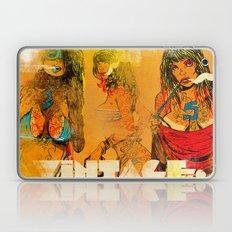 Vintage 76 ( 3 wenches) Laptop & iPad Skin