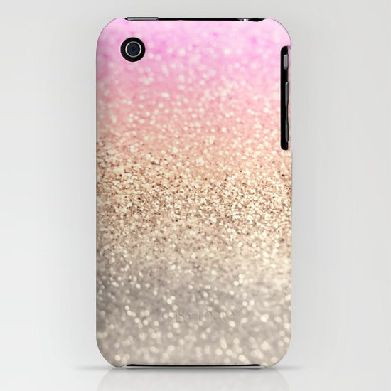 GOLD PINK iPhone & iPod Case