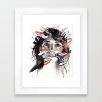 Acid Free 1 Framed Art Print