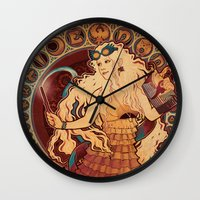 Just As Sane As I Am Wall Clock