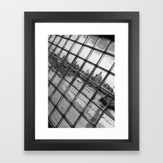 Through the Looking Glass - Part 3 Framed Art Print