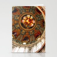 Church in Berlin Stationery Cards