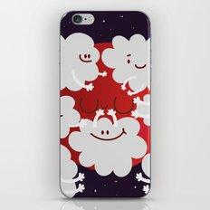 Bloody moon iPhone & iPod Skin