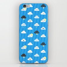 Forecast Feelings iPhone & iPod Skin