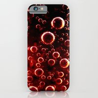 iPhone & iPod Case featuring Strawberry Champagne by Derek Fleener