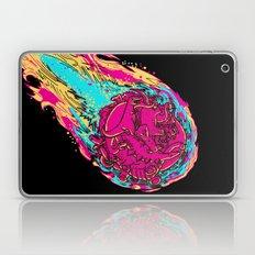 dinosaur asteroid Laptop & iPad Skin