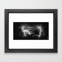 BallWars: Uncontroled De… Framed Art Print