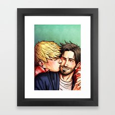 Theodore and William 09 Framed Art Print