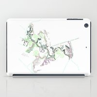 City Of Plants iPad Case