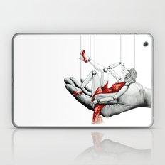 Lady in Red Laptop & iPad Skin