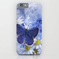 iPhone & iPod Case featuring Little Blue by TaLins