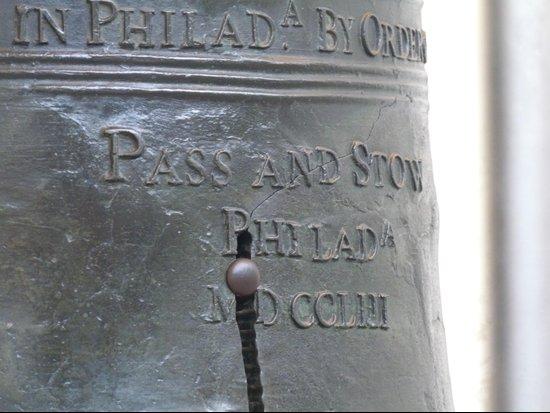 Liberty Bell Philadelphia Art Print
