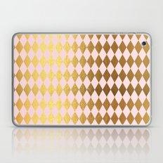 Royal Gold On Rose Gold … Laptop & iPad Skin