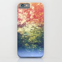 iPhone & iPod Case featuring Through the Looking Glass by Trees Without Branches