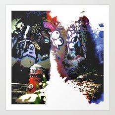 Belton M. Art Print