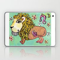 ox MAJESTIC LEO xo Laptop & iPad Skin