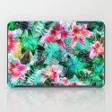 Jungle Lilies iPad Case
