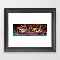 LucasArt Point And Click Framed Art Print