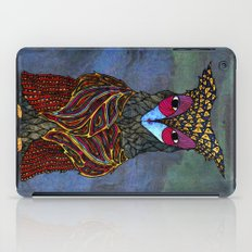 Owl-Girl iPad Case