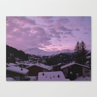 Swiss Canvas Print