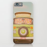 iPhone & iPod Case featuring let's ride through europe by Hello Twiggs