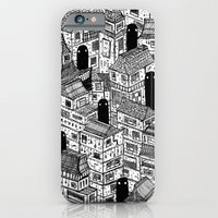 City Of Ghosts iPhone 6 Slim Case