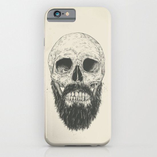 The beard is not dead iPhone & iPod Case