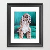Sophie Framed Art Print