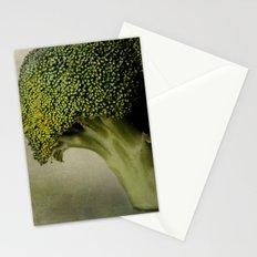 Broccoli - A Portrait Stationery Cards