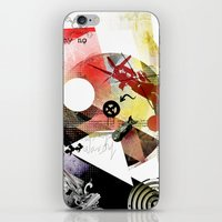 Just Say No (To War) iPhone & iPod Skin