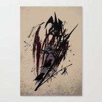 Afternoon Break Canvas Print