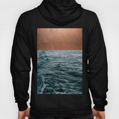 Ocean + Copper #society6 #buyart #decor Hoody